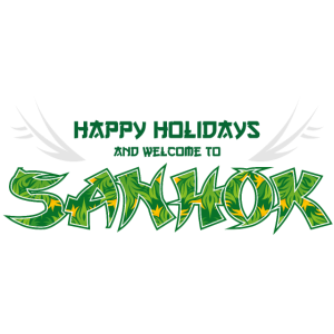 Happy Holidays and Welcome to Sanhok