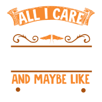 All I care about is Harness Racing