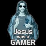 Gamer Jesus Christ