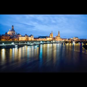 Altstadt Dresden Panorama