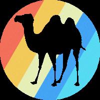 Kamel Geschenk