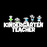 kindergarten teacher frauen maenner t-shirt