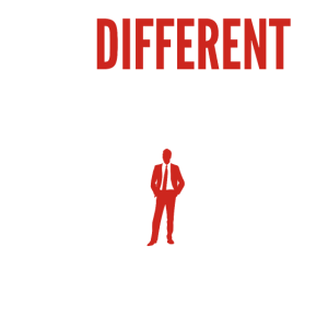 BE DIFFERENT Börse Business Trading Shirt