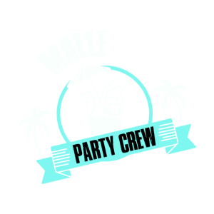 malle party crew frauen maenner t-shirt