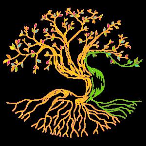 Lebensbaum Baum des Lebens