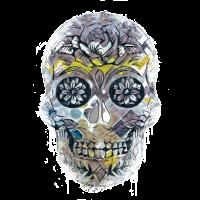 Totenkopf Schädel Mexico