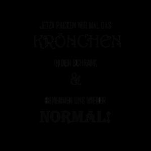 Krönchen - Geschenkidee - NORMAL