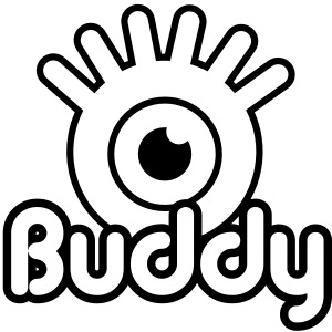 Buddy Label (Black)