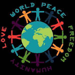 World peace - Freedom - humanity