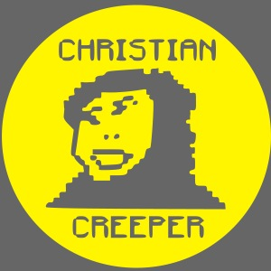 Christian creeper Borja Jesus Yellow