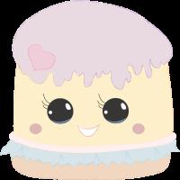 Ich bin ein Kuchen Geschenkidee