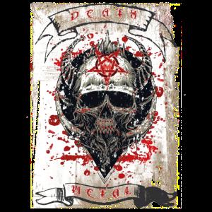 Death Metal Heavy Rock Music