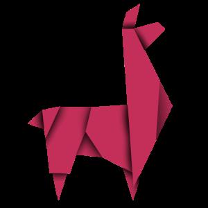 The Origami Lama