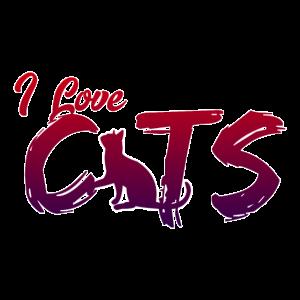 Shirt für Katzenliebhaber
