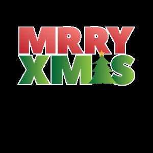 Merry Xmas! Weihnachten Heiligabend Geschenk Idee