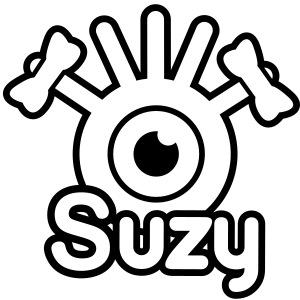 Suzy Label (Black)