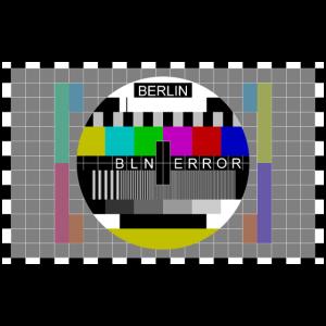 Berlin Testbild Error