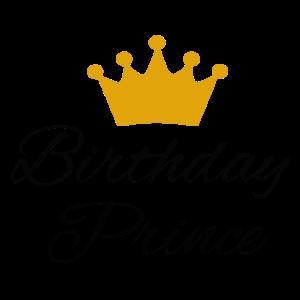 Geburtstag Prinz ist einer