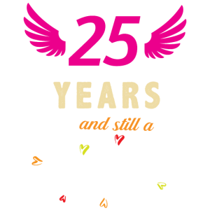 25 years still a princess