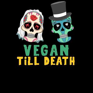 Vegan Till Death Brautpaar