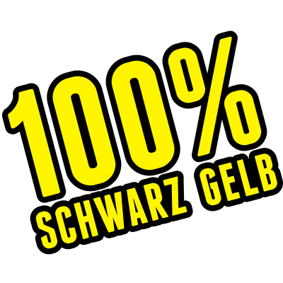 100_schwarz_gelb__f2 - 100_schwarz_gelb__f2 - mannschaft,fußball,fussball,dortmund,Ultras,Stadion,Schwarz,Gelb,Fan,100%