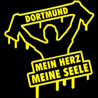 mein_herz_meine_seele_dortmund__f2 - mein_herz_meine_seele_dortmund__f2 - supporter,soccer,mein,herz,fußball,fussball,dortmund,Seele,Fan,Derby