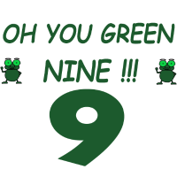 """Oh you green nine"", Ach du grüne neune ,Geschenke"