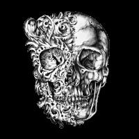 Tattooschädel De Laa