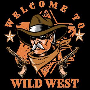 Wilkommen im wilden Westen