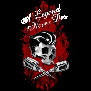 A legend never dies - Eine Legende stirbt nie
