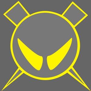 Pienempi logo Muista vaihtaa väri mustaksi