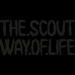 THE.SCOUT.WAY.OF.LIFE Krickelkrackel Schwarz