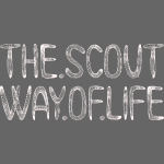THE.SCOUT.WAY.OF.LIFE Krickelkrackel Weiß
