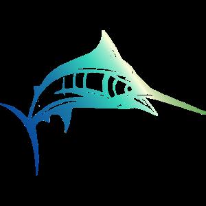 Marlin Angelsport fischen Fisch Sportfischer