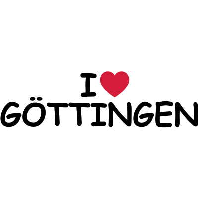 I heart/love Göttingen - Ein I heart/love Göttingen Motiv. - stadt,love,liebe,ich,i,herz,heart,göttingen,Liebe,Göttingen,Goettingen
