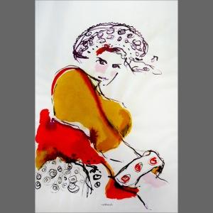 Bretonne 2 by Ollivier Fouchard