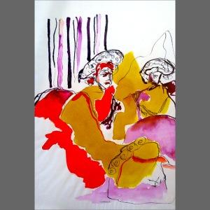 Bretonne 3 by Ollivier Fouchard