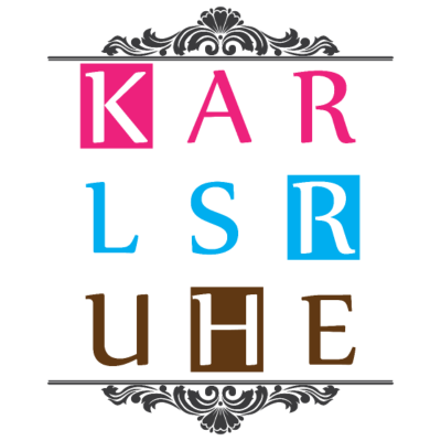 Karlsruhe - Karlsruhe - Karlsruhe Deutschland,Karlsruhe Vorwahl,Karlsruhe,Karlsruhe Skyline,Karlsruhe Fußball,Karlsruhe Stadt,Geschenk,Ich liebe Karlsruhe