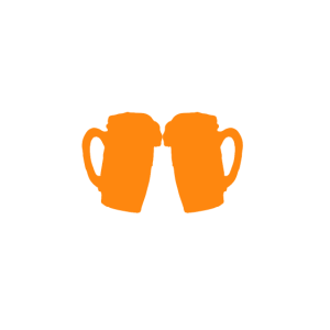 30th birthday Cheers and beers 50 years