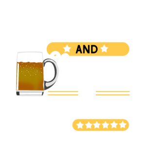 50th birthday Cheers and beers 50 years