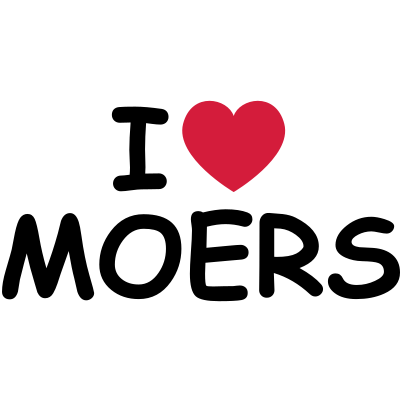I heart/love Moers - Ein I heart/love Moers Motiv. - stadt,love,liebe,ich,i,herz,heart,Moers,Liebe
