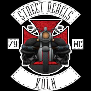 Street Rebels Köln MC Rockerkutte by Individual