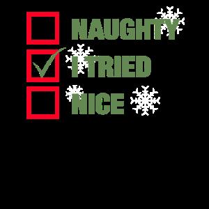 Lustiges Weihnachts T-Shirt Geschenk