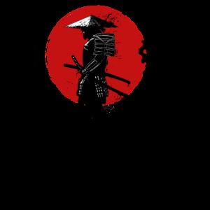 Japanischer Samurai