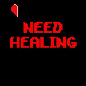 Brauche Heilung
