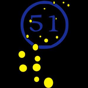 Blasen 51