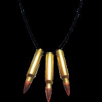 Patronen Halskette, Halsband (Chloe)