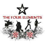 The Four Elements - farbig