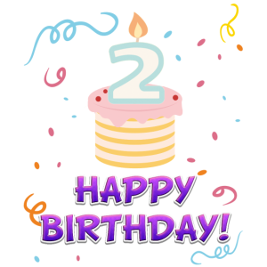 Geburtstag | Kindergeburtstag - 2 Jahre alt - Kind