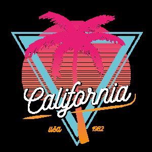 california usa palme